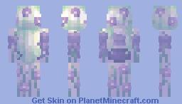 +. 𝒟𝓇𝑜𝓌𝓃𝒾𝓃𝑔 .+ Minecraft Skin