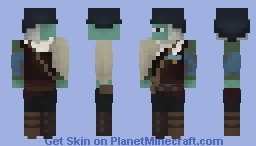 PEACE MASTER! - adventure time Minecraft Skin