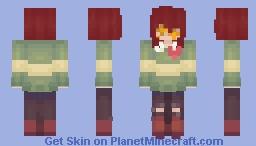 Flower Chara Dreemur Minecraft Skin