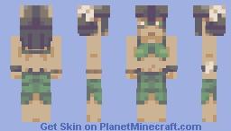 Toucan sleeps Minecraft Skin