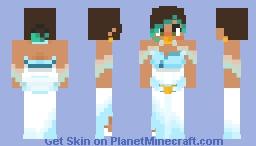 Tsurra - DTTWT Prom Minecraft Skin