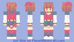 SF- dawnie Minecraft Skin
