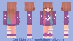orbit - sf Minecraft Skin