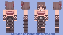 anarchy - sf Minecraft Skin