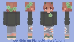 evergreen - sf Minecraft Skin