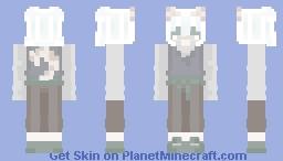 cloud (dnd) Minecraft Skin
