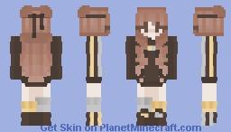 BNAANMnna a :) Minecraft Skin