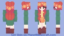 ~ 𝓢𝓹𝓻𝓲𝓷𝓰 ~ Minecraft Skin