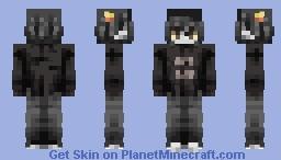 karkat swag Minecraft Skin