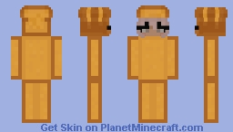 bread lmao Minecraft Skin