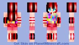 Candy mare Minecraft Skin