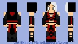 Sareena Mortal Kombat X Minecraft Skin