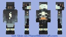Departure Minecraft Skin