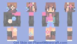 as you like it Minecraft Skin