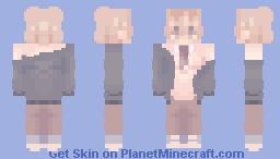 lemon honey Minecraft Skin