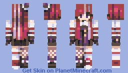 Cranberry Witches - RCE Minecraft Skin