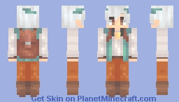 Moonlighter~ [+1Alt] Minecraft Skin