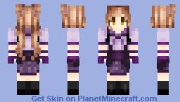 [ -Ruri- ] Minecraft Skin
