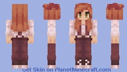 ៚Thank you for 100 subscibers!! ೃ࿔↷ Minecraft Skin
