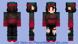 Gradient Study 🔮❤️ Minecraft Skin