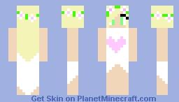Little Kelly (wedding) Minecraft Skin