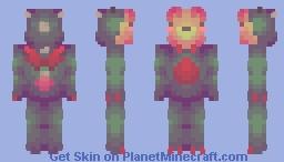dragon bear Minecraft Skin
