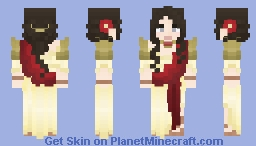 [LOTC] Athena Parthenos Minecraft Skin