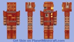 A request Minecraft Skin