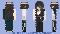 The Blind Duchess | LF | 𝔻 Minecraft Skin