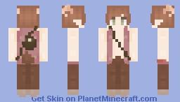 would you care for a mushroom? | dnd npc + oc Minecraft Skin