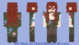 A Spellbound Garden Gnome | 𝔻 Minecraft Skin