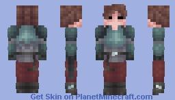 Feathered Minecraft Skin