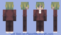 LEFT & RIGHT Minecraft Skin