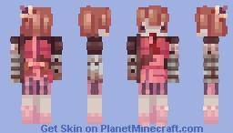 Plz Minecraft Skin