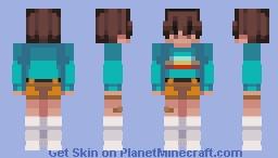 Tokyo Minecraft Skin