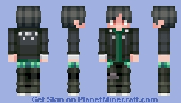 Pokemon Trainer Request Minecraft Skin
