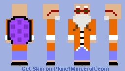 MASTERROSHI Minecraft Skin