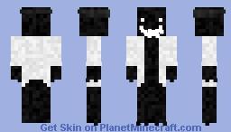 el conserje (creepypasta) Minecraft Skin