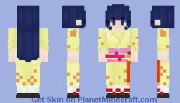 O-Kiku / Kikunojo [One Piece] Minecraft Skin