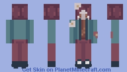 Was it an accident? Well... no. ~ pce Minecraft Skin