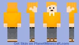 Main Skin Minecraft Skin
