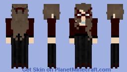 𝕄𝕚𝕕𝕤𝕦𝕞𝕞𝕖𝕣 𝔹𝕒𝕝𝕝|| 𝕃𝕆𝕋ℂ Minecraft Skin
