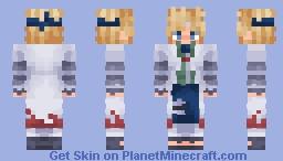 Minato Namikaze | Naruto Minecraft Skin