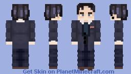 Daisuke Kambe | Balance Unlimited Minecraft Skin