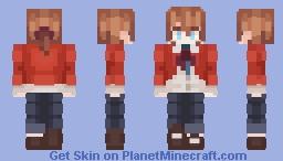 Painter - Edgar Valden | Identity V Minecraft Skin