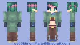 Rohan Kishibe | JOJO Part 4 | Anime Outfit Minecraft Skin