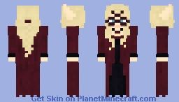 Aestenia Aevaris || Lillyeveans || Commission Minecraft Skin