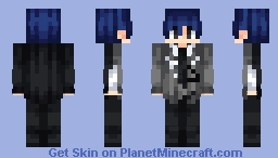 Yeonjun - New Rules Minecraft Skin