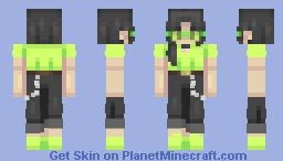 ~Awaken~ Minecraft Skin