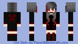 my old mc skin Minecraft Skin